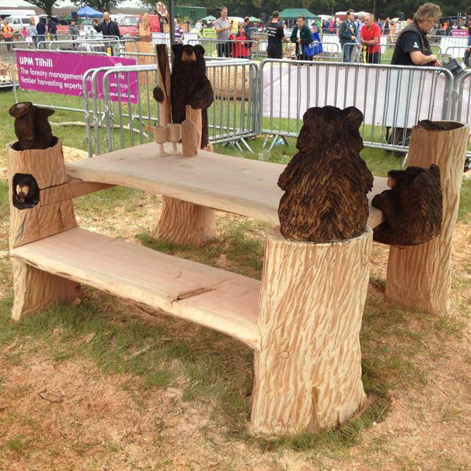 Portfolio Chainsaw Carvings Co Uk
